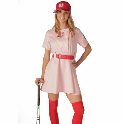 Rockford Peaches Adult Costume