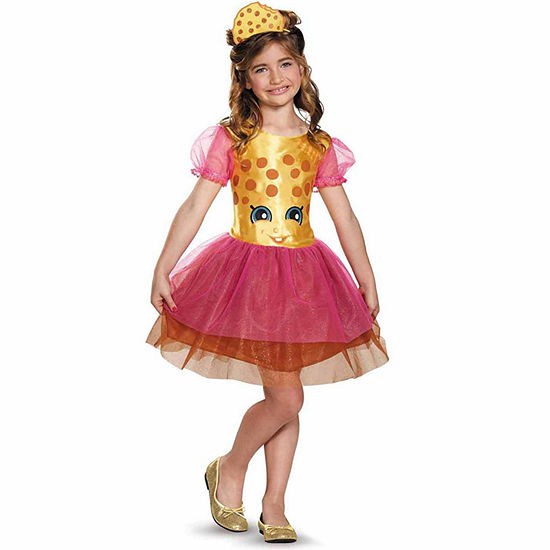 Shopkins Kookie Cookie Child Costume - Small