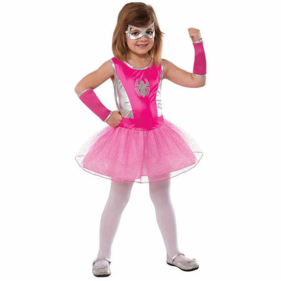 Marvel Pink Spider-Girl Costume