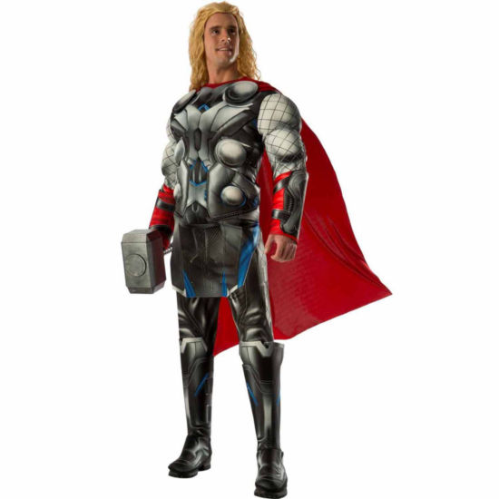 Avengers 2 - Age of Ultron: Deluxe Adult Thor Costume