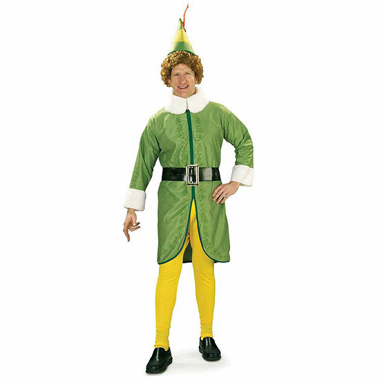 Buddy Elf Adult Costume Mens Costume
