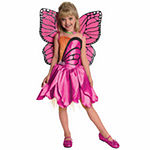 Barbie-Deluxe Mariposa Toddler (3T-4T) Costume
