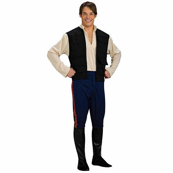 Star Wars Deluxe Han Solo Adult Costume