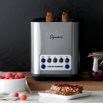 Cooks Signature 2-Slice Motorized Toaster