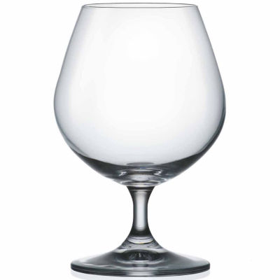 Red Vanilla 6-pc. Brandy Glass