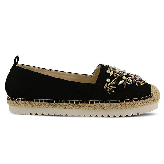 Patrizia Womens Twinkle Slip-On Shoe Closed Toe