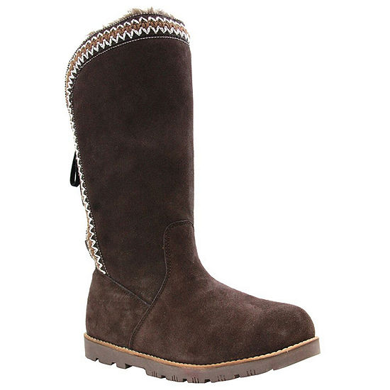 Lamo Womens Madelyn Winter Boots Pull-on