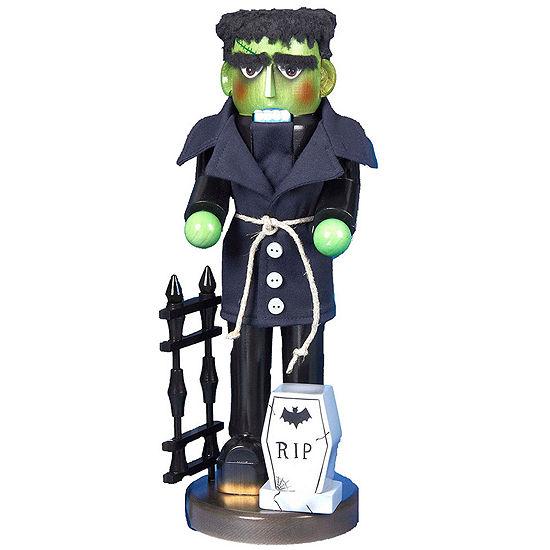 """Kurt Adler 16.5"""" Steinbach Frankenstein Monster Nutcracker"""