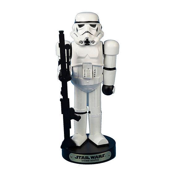 "Kurt Adler Star Wars™ 11"" Storm Trooper Nutcracker"
