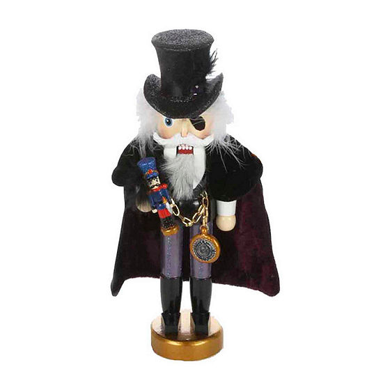 "Kurt Adler 12"" Hollywood™ Drosselmeyer Nutcracker"