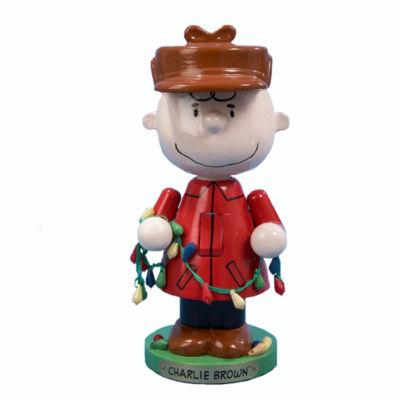 "Kurt Adler Peanuts© 10"" Charlie Brown Nutcracker"