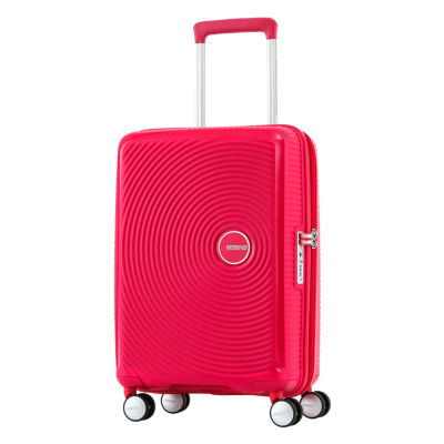 American Tourister At Curio 20 Inch Hardside Luggage