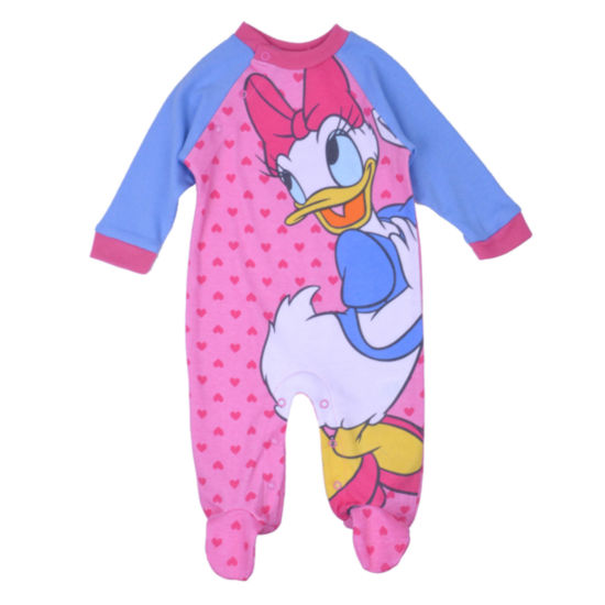 Disney Daisey Duck Long Sleeve Jumpsuit - Baby