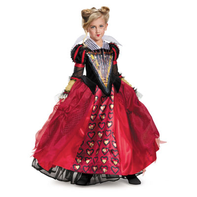 Alice Through the Looking Glass: Red Queen DeluxeChild Costume