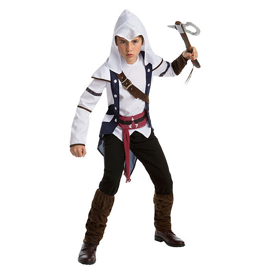 Assassin'S Creed: Connor Classic Teen Boys Costume
