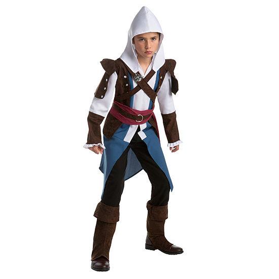 Assassins Creed Edward Classic Teen Costume Xl