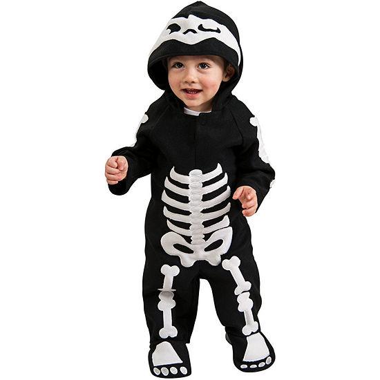 Baby Skeleton Infant / Toddler Costume - 2-4T