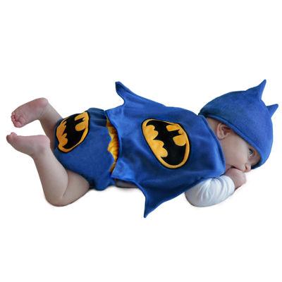 Batman Infant Diaper Cover Set