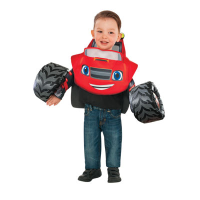 Blaze & the Monster Truck: Blaze Tunic Toddler Costume