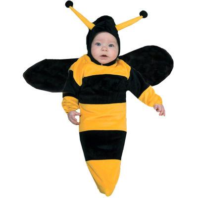 Bumblebee Bunting Infant Costume