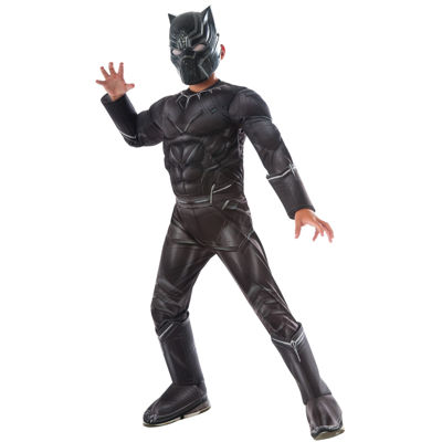 Captain America: Civil War Black Panther Deluxe Muscle Chest Child Costume