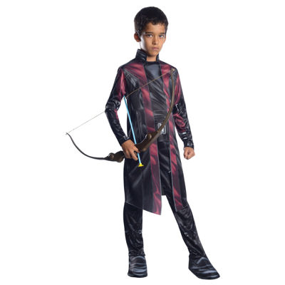 Captain America: Civil War Hawkeye Deluxe Muscle Chest Child Costume