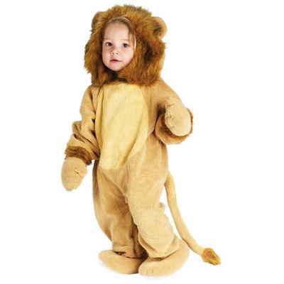 Cuddly Lion Toddler