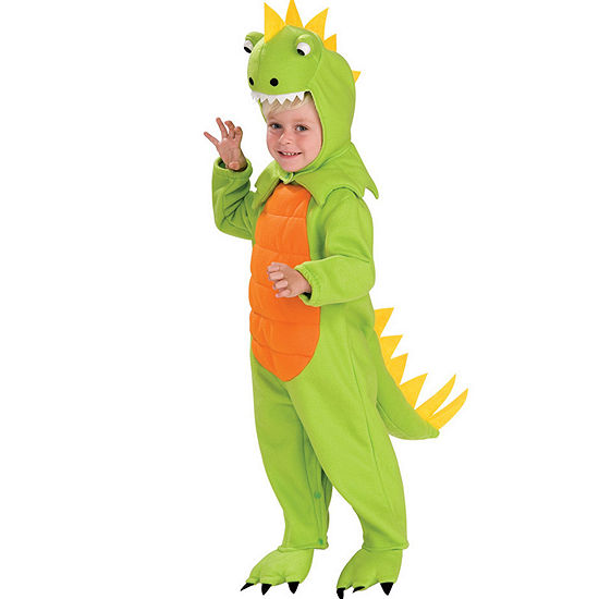 Cute As Can Be - Dinosaur Child Costume - Small