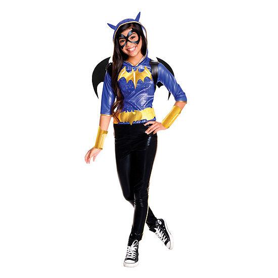 DC Superhero Girls: Batgirl Deluxe Child Costume