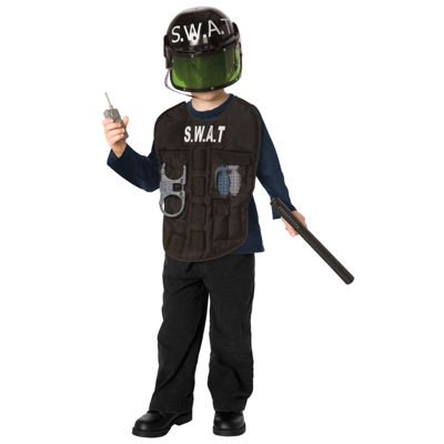 Deluxe Child SWAT Play Set