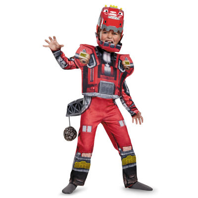 Dinotrux Ty Rux Deluxe Toddler Costume