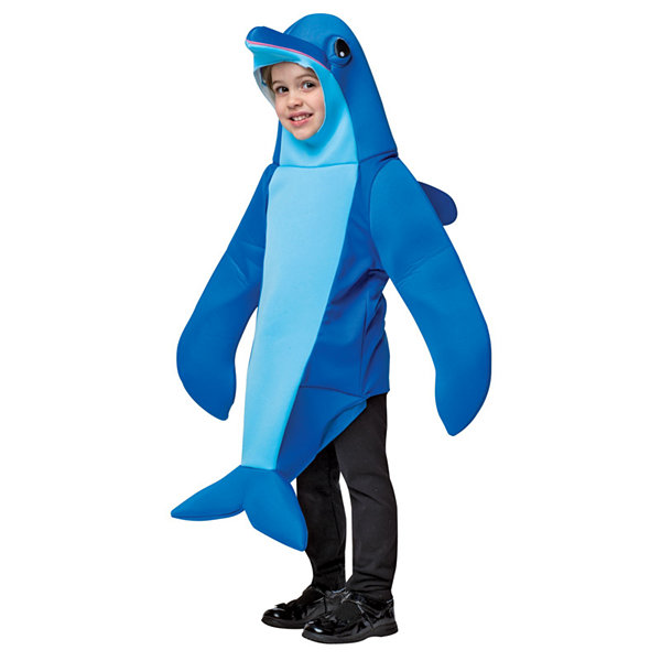 Dolphin Child Costume Child One Size