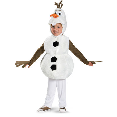 Frozen - Deluxe Olaf Toddler Costume