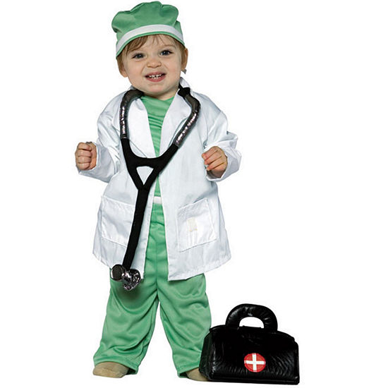 Future Doctor Toddler Costume 18 24 Months