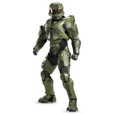 Halo Master Chief Ultra Prestige Teen Costume