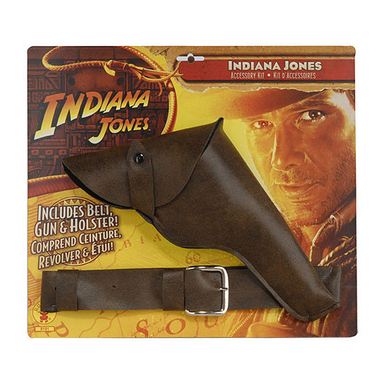 Indiana Jones - Belt with Gun and Holster Child