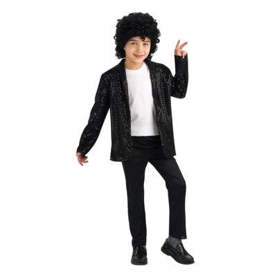 Michael Jackson Child Deluxe Billie Jean Jacket