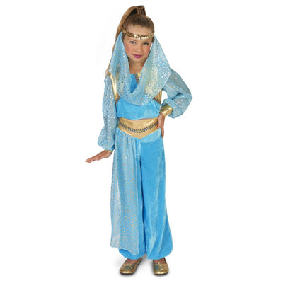 Mystic Genie Child Costume