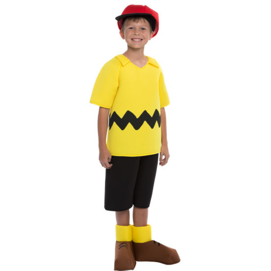 Peanuts: Charlie Brown Deluxe Child Costume
