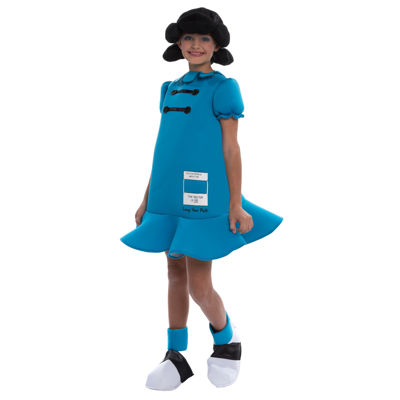 Peanuts: Lucy Deluxe Child Costume