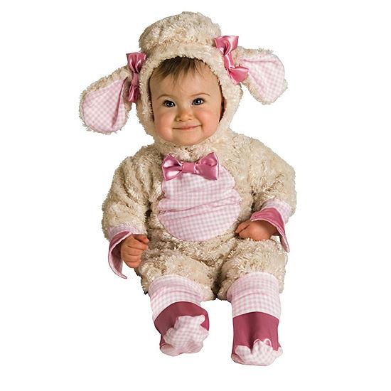 Pink Lamb Baby Infant Costume Girls Costume