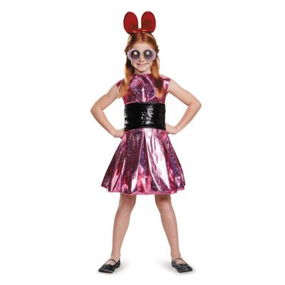Powerpuff Girls Blossom Deluxe Child Costume