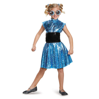 Powerpuff Girls Bubbles Deluxe Child Costume