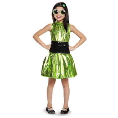 Powerpuff Girls Buttercup Deluxe Child Costume
