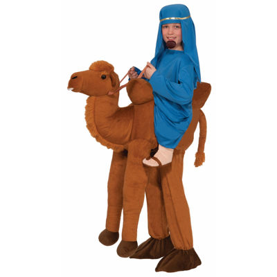 Ride a Camel Child Costume - One Size Fits Most