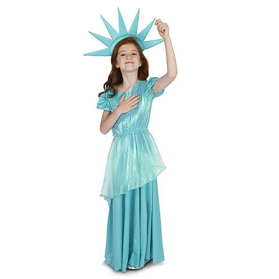 Statue of Liberty Child Costume