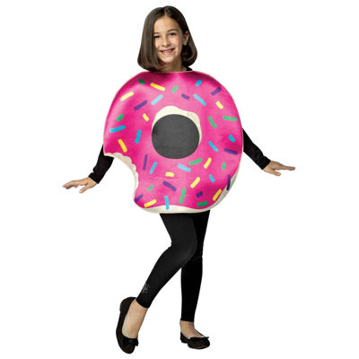 Strawberry Donut Child Costume - One Size Fits Most