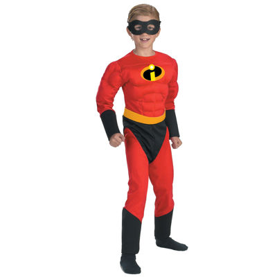 The Incredibles Dash Muscle Child Costume