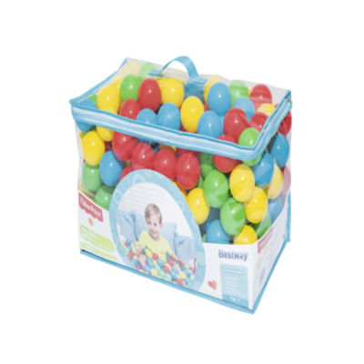 Bestway - Fisher-Price 2.5 Inch Play Balls, 250 Count