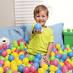 Up: In And Over 2.5 Inch Splash And Play Balls: 100 Count